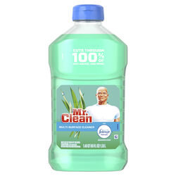 Mr. Clean Meadows and Rain Scent Multi-Surface Cleaner Liquid 45 oz.