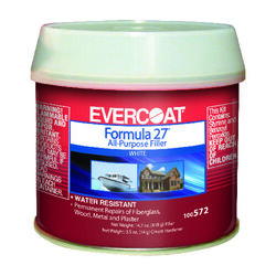 Evercoat Formula 27 All-Purpose Filler 0.5 pt.