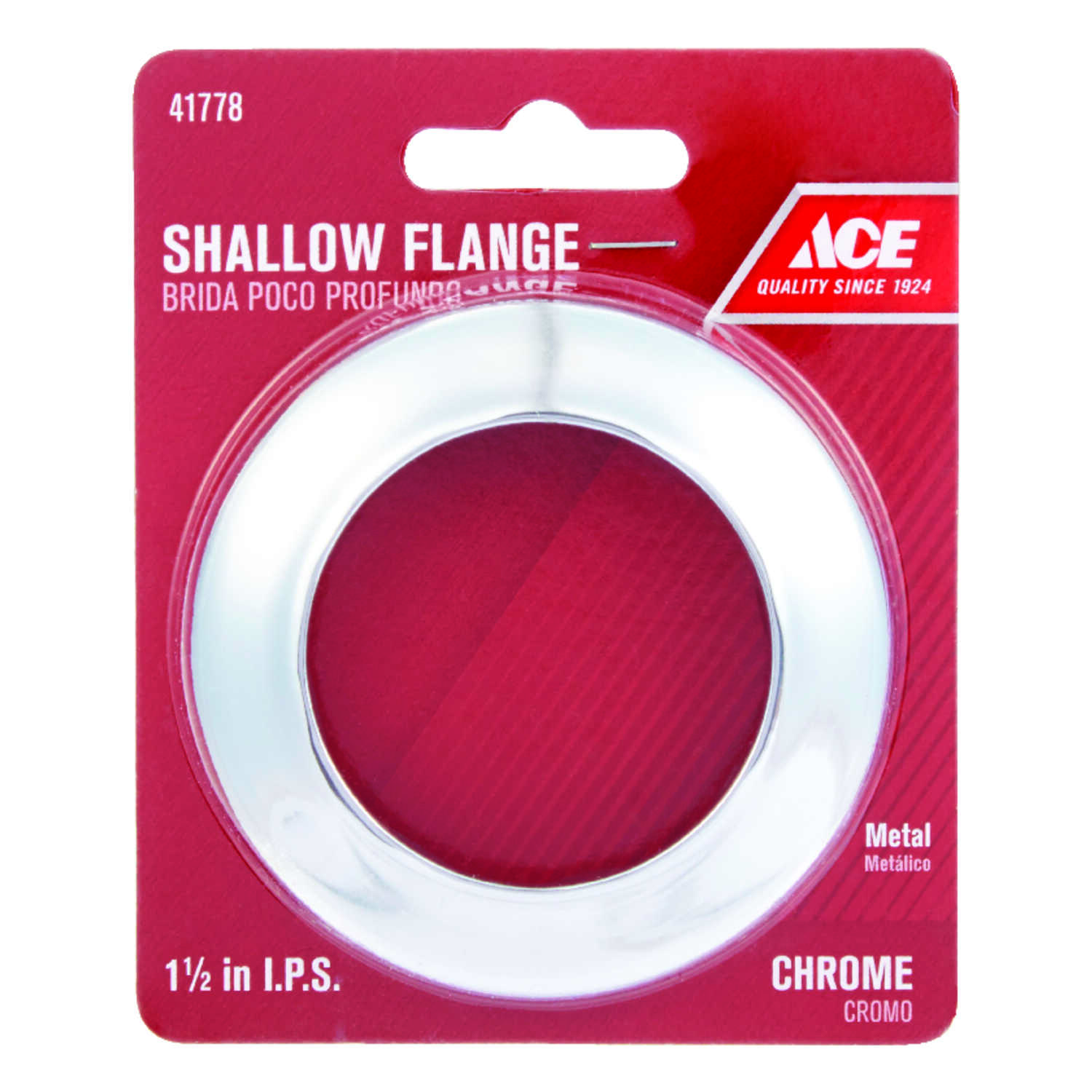 Ace  Metal  Shallow Flange