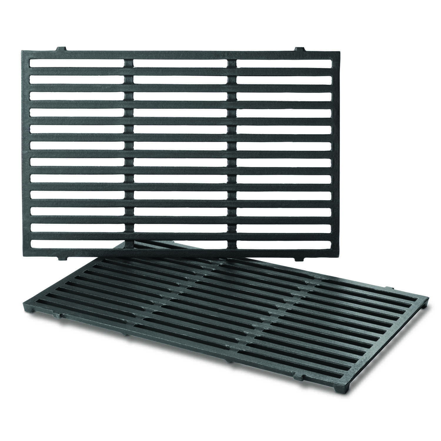 Weber  Cast Iron/Porcelain  Grill Cooking Grate  0.5 in. H x 17.5 in. L x 11.9 in. W