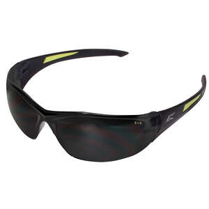 Edge Eyewear  Smoke  Black  1  Safety Glasses