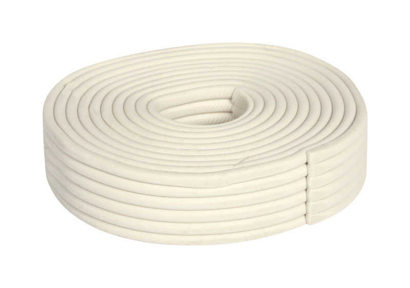 M-D Building Products  White  Synthetic Fiber  1/8 in.  x 90 ft. L Caulk Backer Rod  For Door and Wi