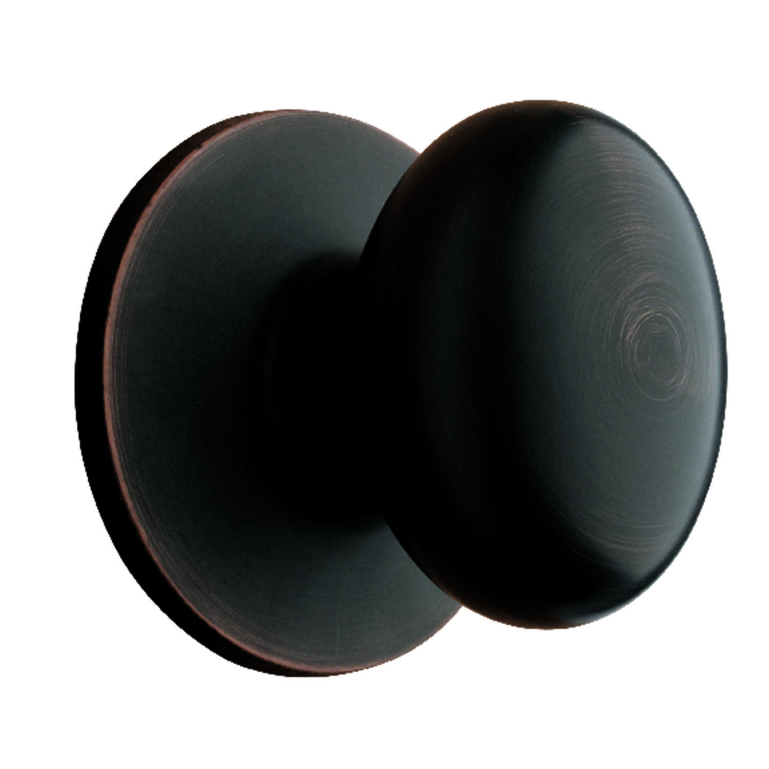Ace  Egg  Oil Rubbed Bronze  Steel  Dummy Knob  3 Grade Right or Left Handed