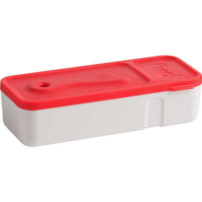 Trudeau  7 oz. Snack'n Dip Container  1 pk White