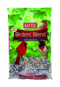 Kaytee  Birders' Blend  Assorted Species  Wild Bird Food  Oil Sunflower  8 lb.