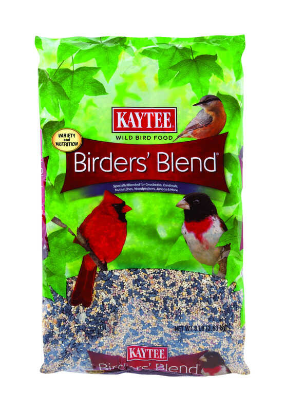 Kaytee  Assorted Species  Wild Bird Food  Millet  8 lb.