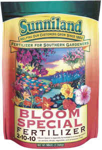 Sunniland  Bloom Special  Granules  All Purpose Plant Food  10 lb.