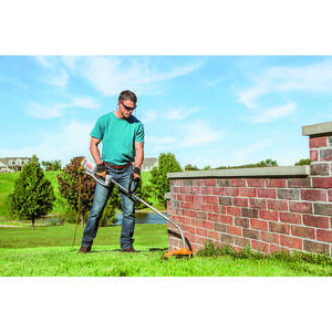 STIHL  Curved Shaft  Electric  String Trimmer