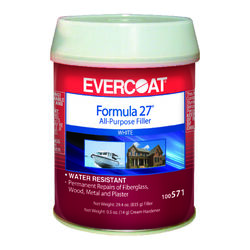 Evercoat Formula 27 All-Purpose Filler 1 pt.