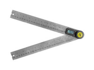 General Tools  10 in. L Digital Angle Finder