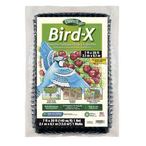 Dalen  Bird-X  Bird Netting  For Assorted Species 1 pk