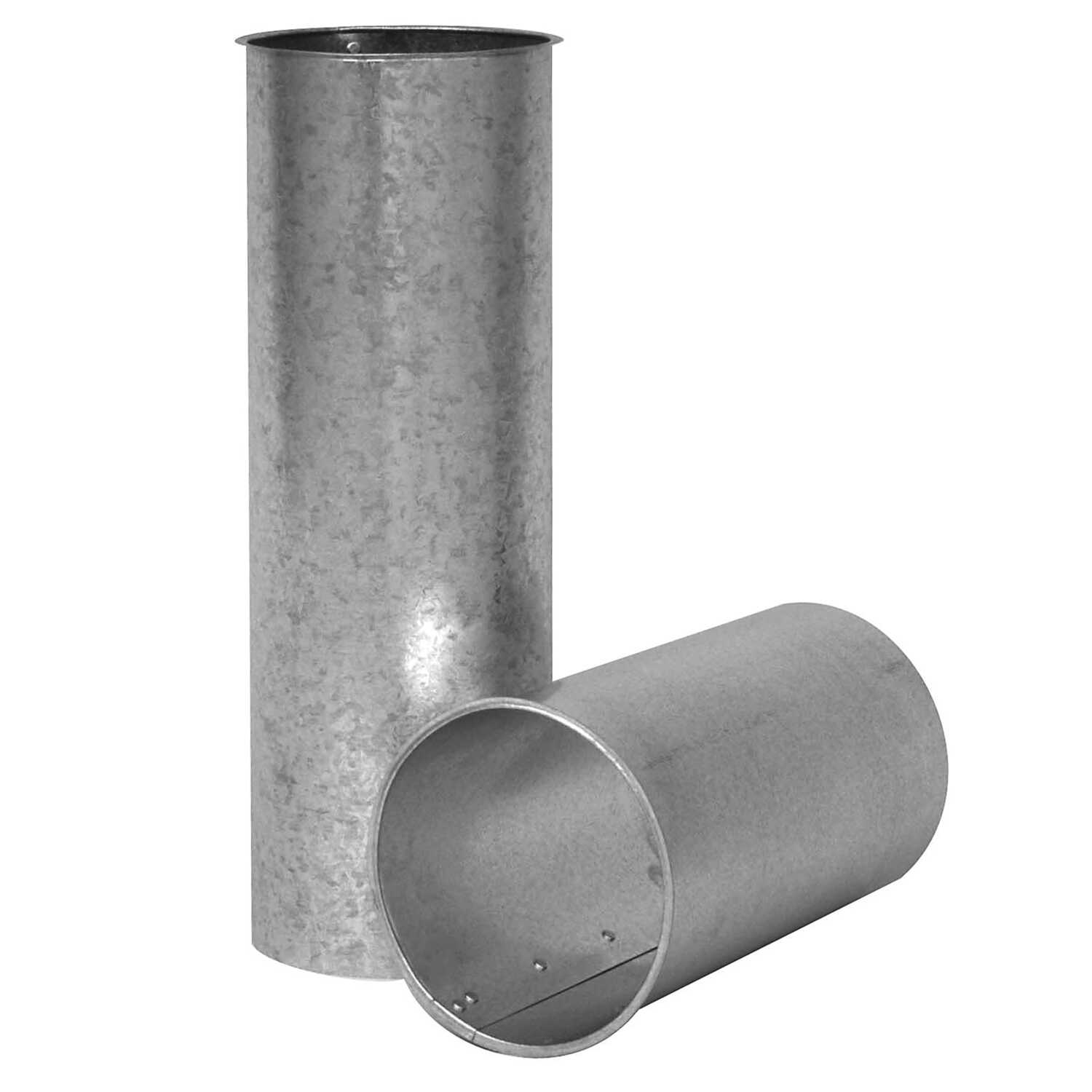 Imperial Manufacturing  Galvanized Steel  Flue Thimble