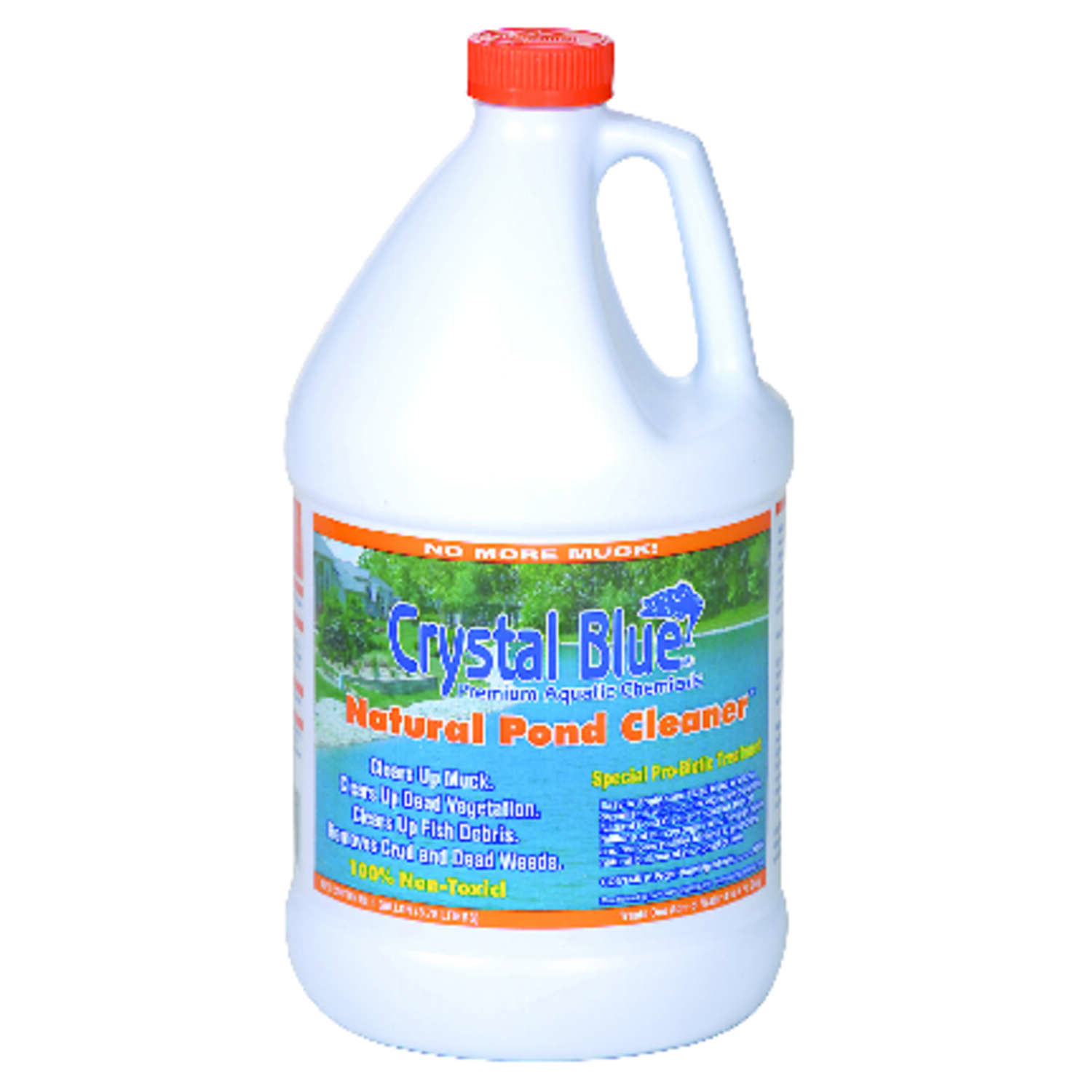 Crystal Blue  Pond Cleaner  128 oz.