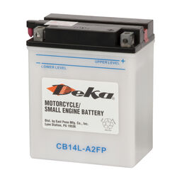 Deka High Performance 190 CCA 12 volt Small Engine Battery