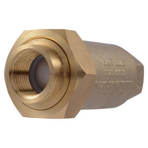 SharkBite  3/4 in. Brass  Check Valve Back Flow Preventer