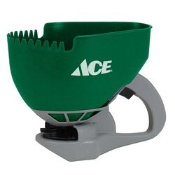 Ace Handheld Spreader For Fertilizer/Grass Seed/Ice Melt