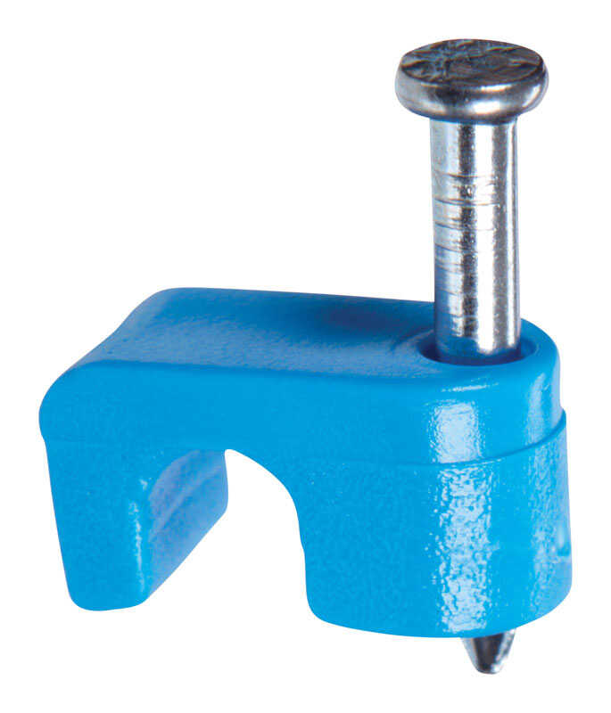 GB 3/16 in. W Plastic Insulated Cable Staple 25 - Ace Hardware