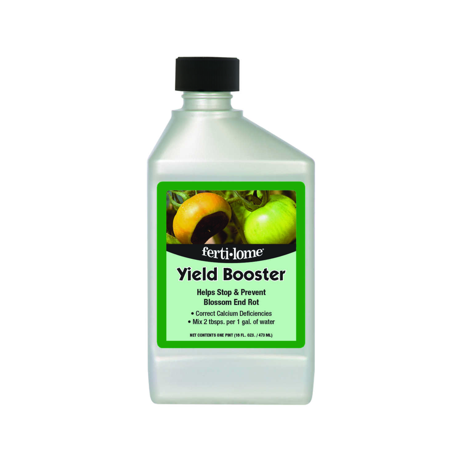 Ferti-Lome  Yield Booster  Liquid  Plant Food  16 oz.