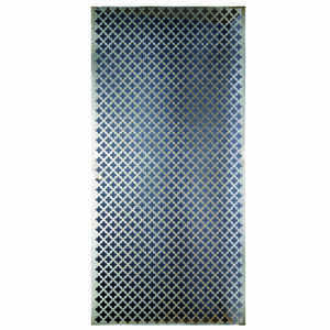 M-D Building Products  0.02 in.  x 1 ft. W x 2 ft. L Aluminum  Cloverleaf  Sheet Metal