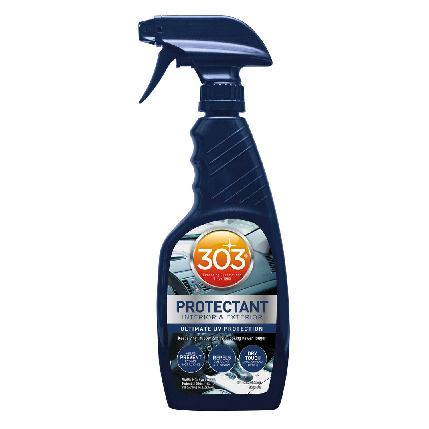 303 Products  Leather/Rubber/Vinyl  Protectant  16 oz. 1  Bottle