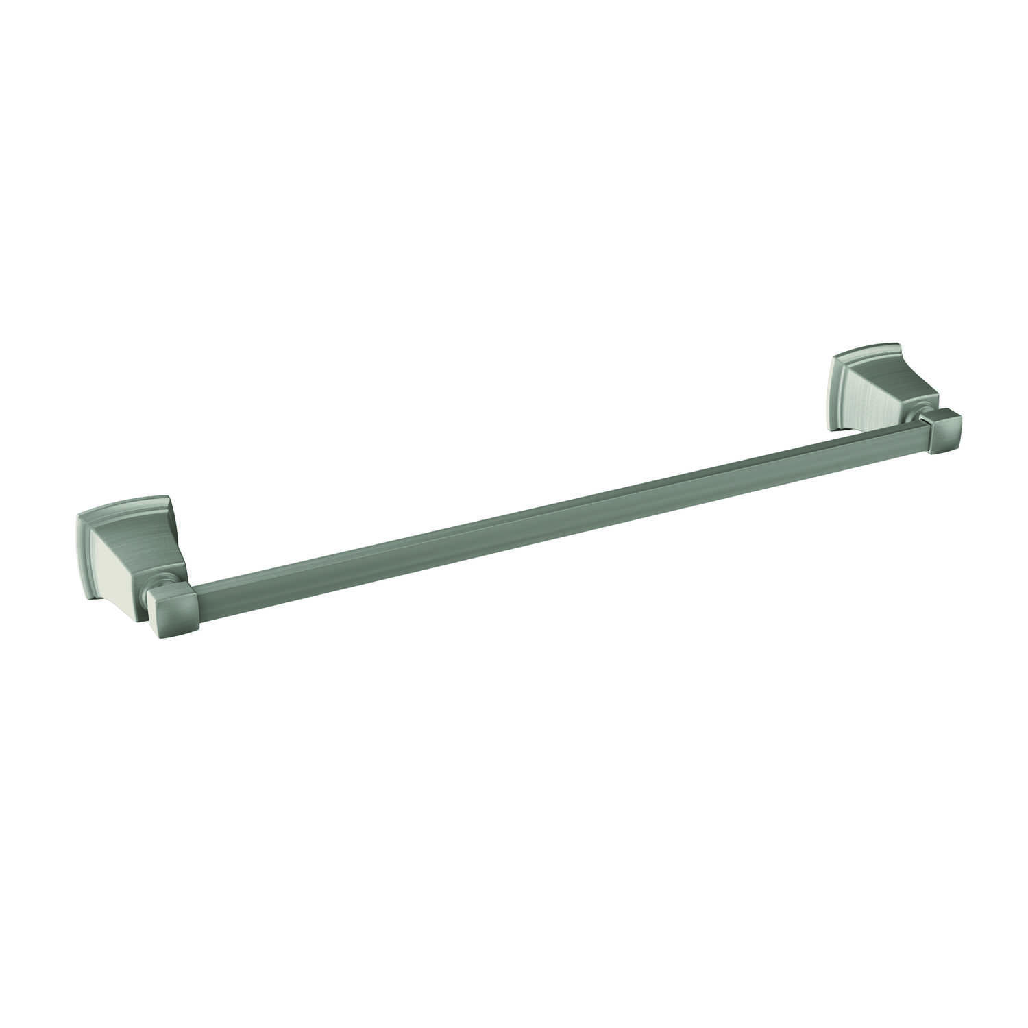 Moen  Boardwalk  Brushed Nickel  Towel Bar  18 in. L Metal