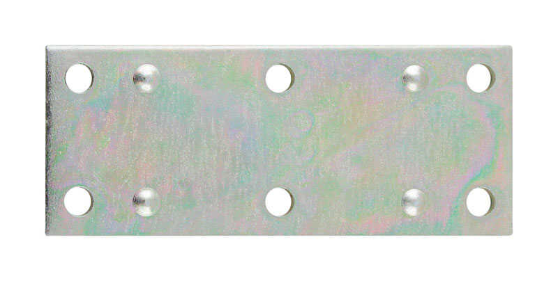 National Hardware  3-1/2 in. H x 1-3/8 in. W x 0.07 in. D Zinc-Plated  Steel  Mending Brace