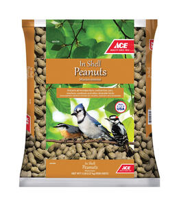 Ace  Assorted Species  In-Shell Peanuts  In-Shell Peanuts  5 lb.
