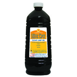 Lamplight Farms  Ultra Pure  Clean Burn  Lamp Oil  Clear  100 oz.