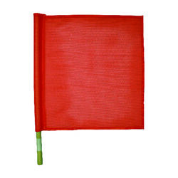 C.H. Hanson  27 in. Red  Safety Flags  Plastic  1 pk