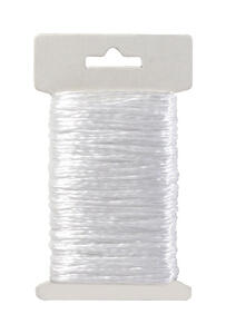 Ace  150 ft. L White  Twisted  Poly  Twine