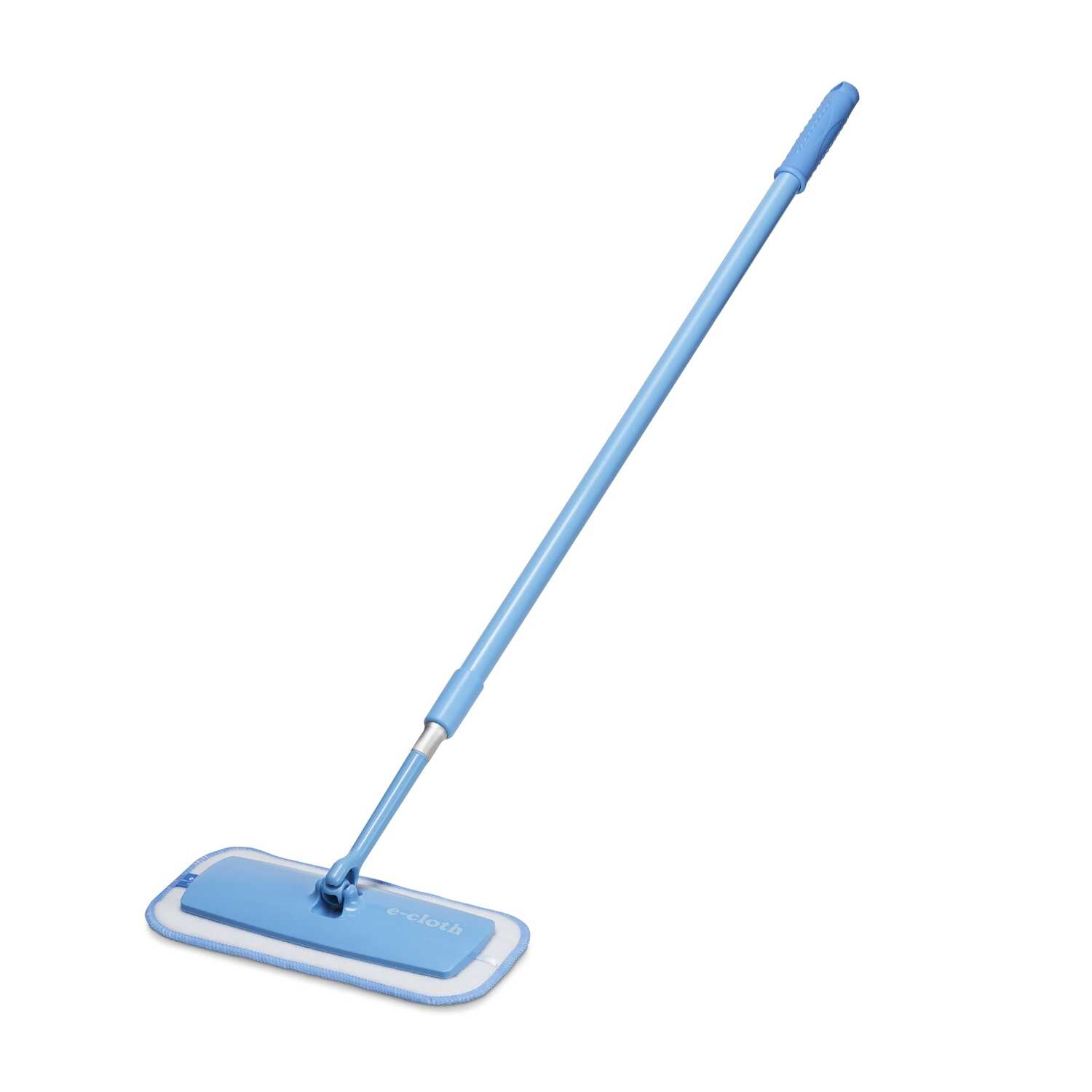 E-Cloth  Mini Deep Clean  5 in. W Flat  Fiber  Mop