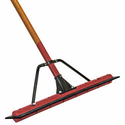 Harper 24 in. W Rubber Floor Squeegee