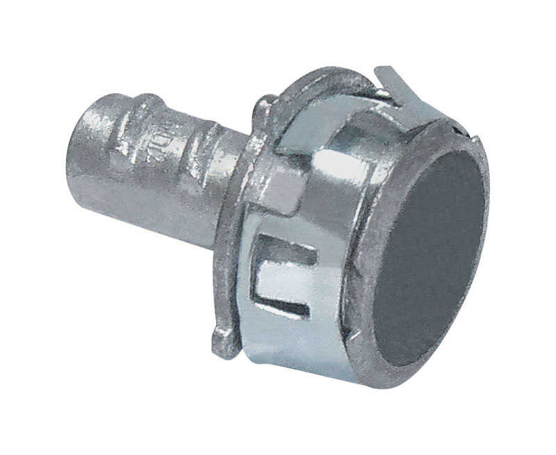 Sigma  Snap Lock  3/8 in. Dia. Electrical Conduit Connector