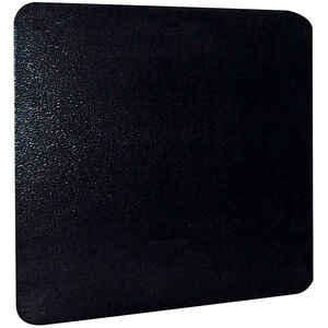 Imperial Manufacturing  42 in. W x 32 in. L Black  Stove Board
