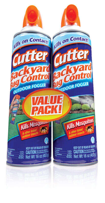 Cutter  Backyard Bug Control  Insect Killer  16 oz.