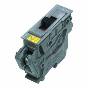 Wadsworth  20 amps Standard  Single Pole  Circuit Breaker