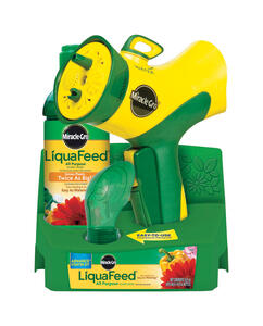 Miracle-Gro  LiquaFeed  Sprayer Starter Kit  16 oz.