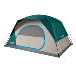 Coleman  WeatherTec  Skydome  Tent  8 ft. H x 7 ft. W x 4.6 ft. L