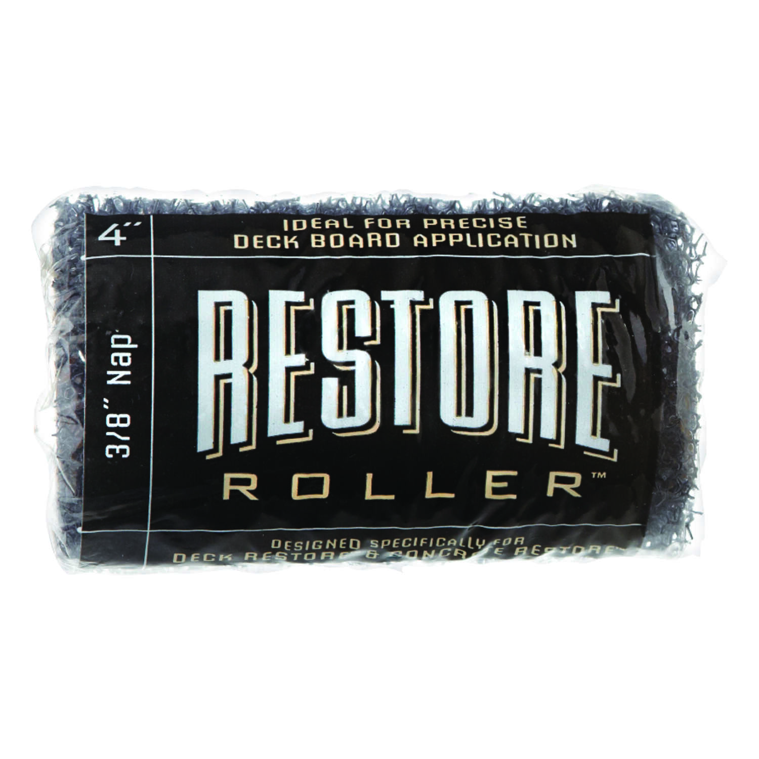 Rust-Oleum  Restore  4 in. W For Multi Purpose 1 pk Paint Roller Cover