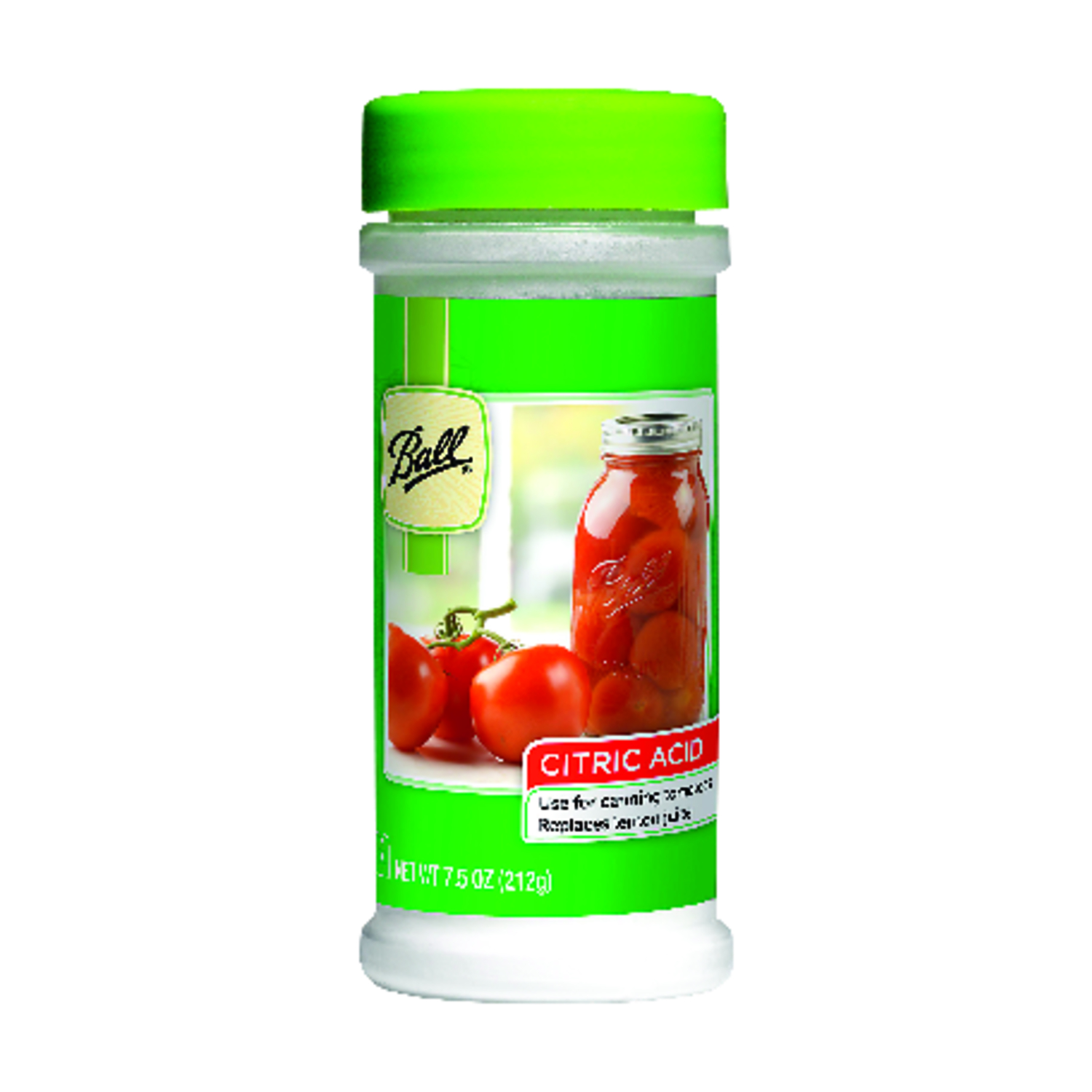 Ball  Citric Acid  7.5 oz.