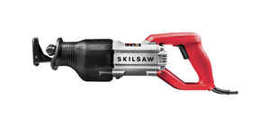 SKILSAW  1-1/8 in. Corded  Brushless Reciprocating Saw  Kit 13 amps 120 volt 0-2800 spm