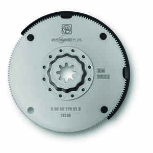 Fein StarlockPlus  Multimaster  4 in.  x 4 in. L High Speed Steel  Saw Blade  1 pk
