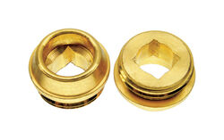 Ace  For Gerber 5/8 in.-20  Brass  Faucet Seat