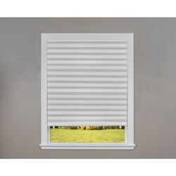 Redi Shade  White  Temporary Window Shade  48 in. W x 72 in. L