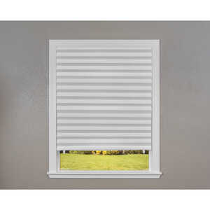 Redi Shade  1  White  Temporary Window Shade  48 in. W x 72 in. L