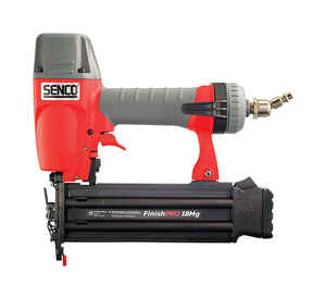 Senco  FinishPro 18Mg  Pneumatic  18 Ga. Finish Nailer