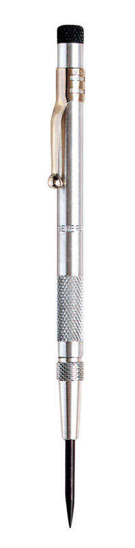 GENERAL  3/8 in. Steel  Center Punch  5 in. L 1 pc.