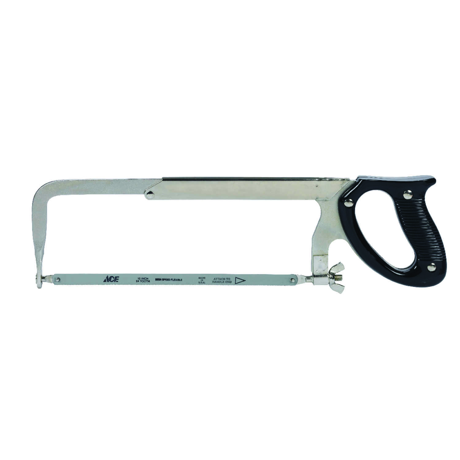 Ace  12 in. Adjustable Hacksaw