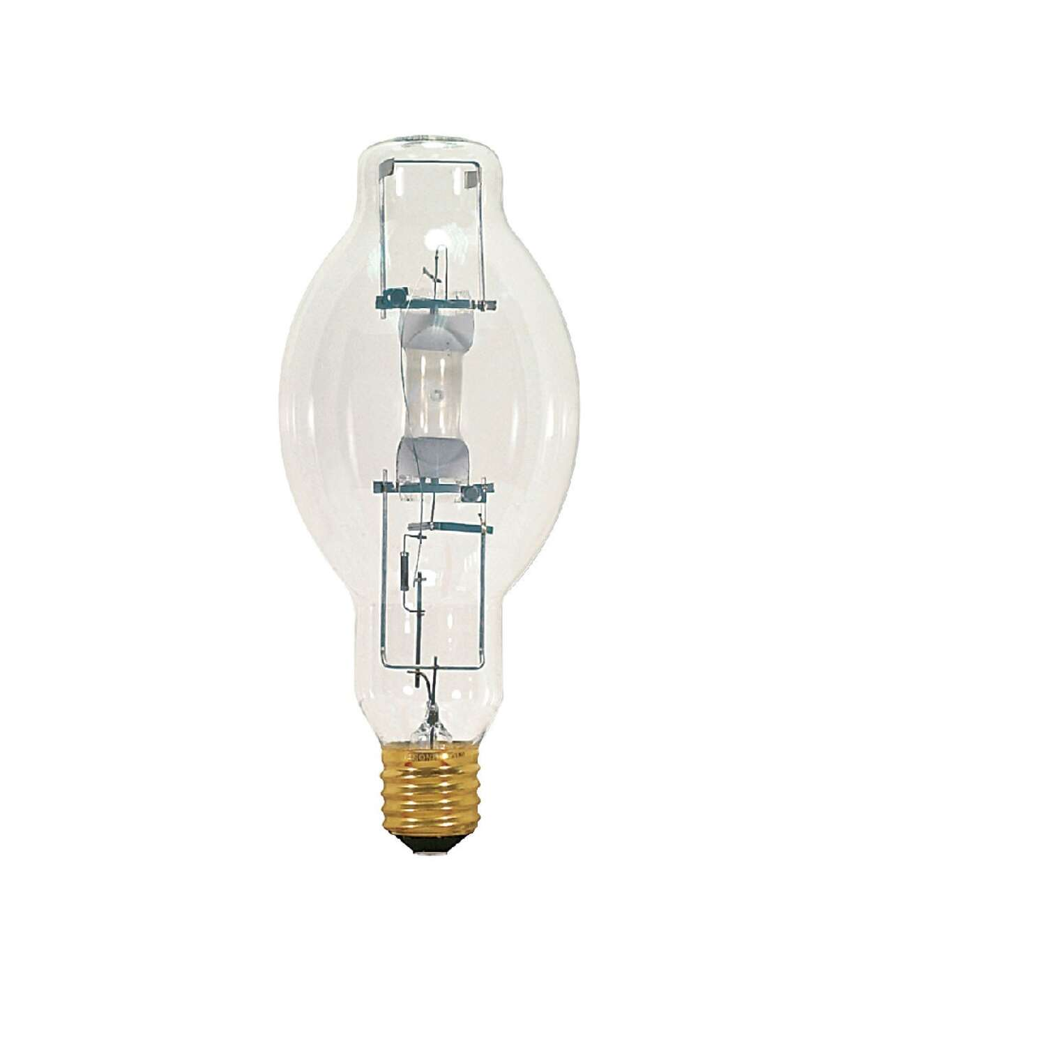 Satco  1000 watts BT37  HID Bulb  110000 lumens Cool White  Metal Halide  1 pk