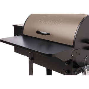 Traeger  Tailgater/Bronson  Steel  Front Shelf  4.5 in. H x 10 in. W x 23.25 in. L